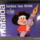 Cómics: MAFALDA. TODAS LAS TIRAS POR QUINO. LUMEN. EDITA: MONDADORI (A.2011). Lote 144524478