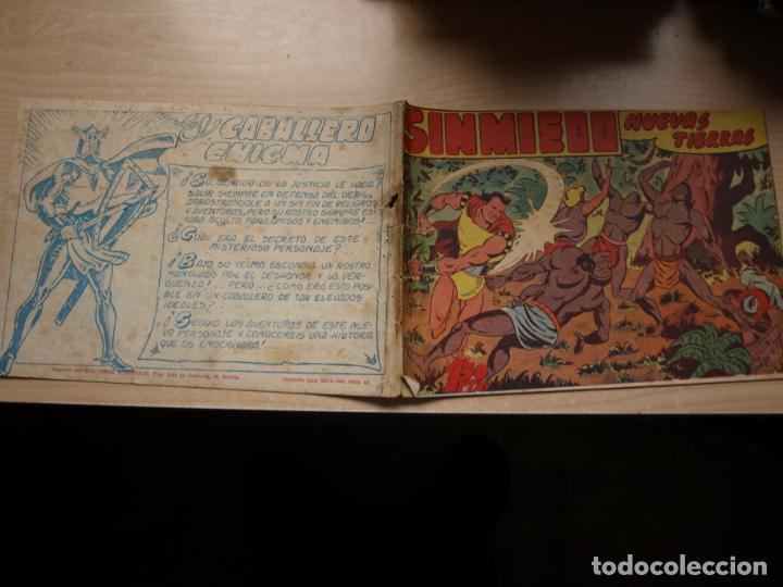 SINMIEDO - NÚMERO 45 - EDICIONES ACROPOLIS (Tebeos y Comics Pendientes de Clasificar)