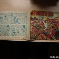 Cómics: SINMIEDO - NÚMERO 34 - EDICIONES ACROPOLIS. Lote 144648714