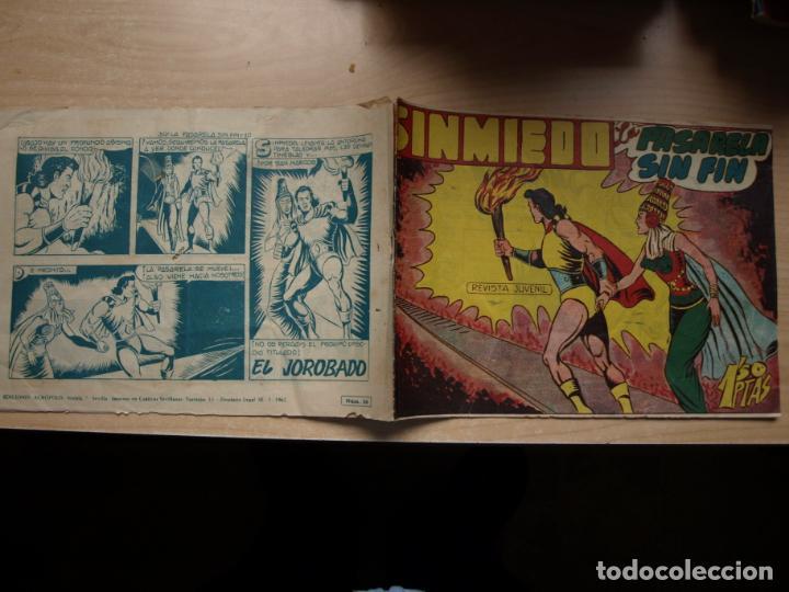 SINMIEDO - NÚMERO 30 - EDICIONES ACROPOLIS (Tebeos y Comics Pendientes de Clasificar)
