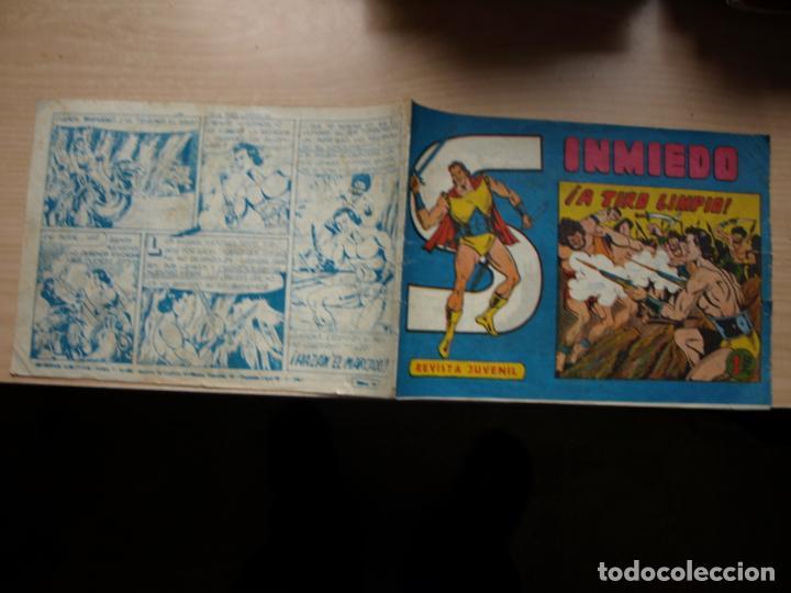 SINMIEDO - NÚMERO 13 - EDICIONES ACROPOLIS (Tebeos y Comics Pendientes de Clasificar)