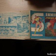 Cómics: SINMIEDO - NÚMERO 7 - EDICIONES ACROPOLIS. Lote 144649862
