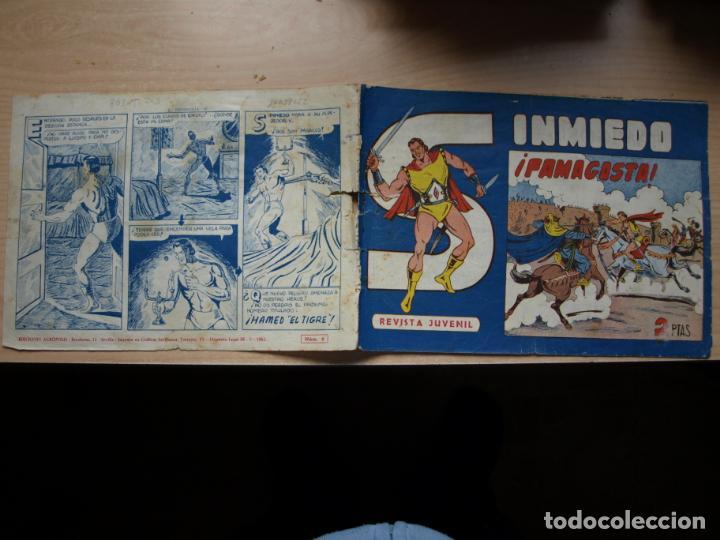 SINMIEDO - NÚMERO 2 - EDICIONES ACROPOLIS (Tebeos y Comics Pendientes de Clasificar)