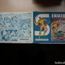 Cómics: SINMIEDO - NÚMERO 1 - EDICIONES ACROPOLIS. Lote 144650414