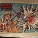 Cómics: AVENTURAS DE GUERRA - JAPONESES EN MALACA - ORIGINAL - PRECIO 1 PESETA. Lote 144789354