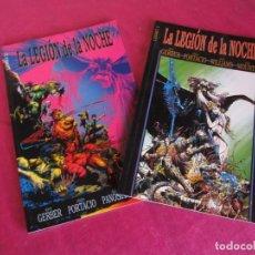 Cómics: LA LEGIÓN DE LA NOCHE 2 COMPLETA FORUM C59. Lote 144941798