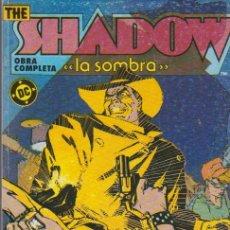 Cómics: SHADOW, THE. LA SOMBRA. ZINCO 1987. TOMO 1. Lote 178857756
