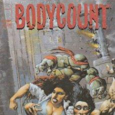 Cómics: BODYCOUNT. WORLD COMICS 1997. Nº 3. Lote 170918655