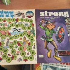 Cómics: STRONG LOTE 41 EJEMPLARES , NUMEROS ALTOS (COIM17 + 22). Lote 144972858