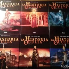 Cómics: LA HISTORIA OCULTA. GLÉNAT. COLECCIÓN COMPLETA 6 TOMOS. PECAU, PILIPOVIC,KORDEY, SUDZUKA, GETO, BEAU. Lote 145006206