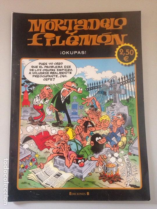 MORTADELO Y FILEMON (Tebeos y Comics Pendientes de Clasificar)