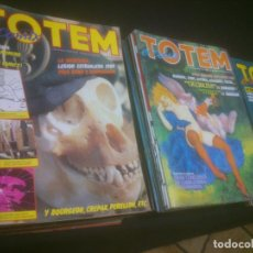 Cómics: TOTEM EL COMIX NUEVA EPOCA 60 NUMEROS. Lote 145021134