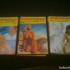 Cómics: COMICS PARA ADULTOS FAUNO SEX - LOTE AVANZADO 30 EJEMPLARES. Lote 195354382