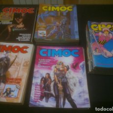 Cómics: CIMOC 51 NÚMEROS - NORMA EDITORIAL. Lote 145022454