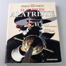 Cómics: COMIC EL CAPITÁN ALATRISTE - DEBOLSILLO. Lote 145107346