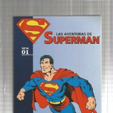 Cómics: AVENTURAS SUPERMAN 1. Lote 145158582