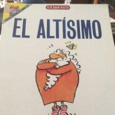 Cómics: COLECCIÓN PENDONES DEL HUMOR EL JUEVES EN ALTÍSIMA. Lote 145169578