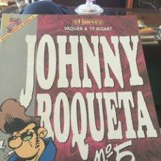 Cómics: COLECCIÓN PENDONES DEL HUMOR EL JUEVES JOHNNY ROQUETA. Lote 145169946