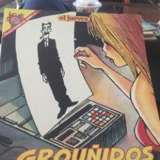 Cómics: COLECCIÓN PENDONES DEL HUMOR EL JUEVES GRUÑIDOS EN EL DESIERTO. Lote 145169988