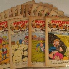 Cómics: REVISTA INFANTIL I JUVENIL - PATUFET - ANY 1 Y 2 - Nº 2-3-5-7-8-10-11-12-16-20-22-23-24-28.1968-9. Lote 145181794