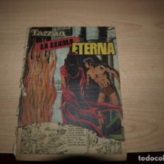 Cómics: TARZAN - LA LLAMA ETERNA - NÚMERO 16 - ORIGINAL - HISPANO AMERICANA. Lote 145224370