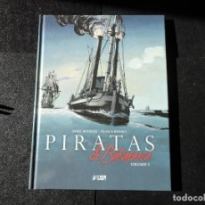 Cómics: PIRATAS DE BARATARIA INTEGRAL VOLUMEN 3 - MARC BOURGNE/FRANCK BONNET TAPA DURA EDICIONES YERMO . Lote 145235742