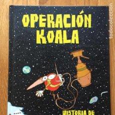 Cómics: OPERACION KOALA, HISTORIA DE CANTABRIA EN COMIC, VARIOS AUTORES. Lote 145254778