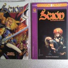Cómics: SCION - CROSSGEN - COMPLETA. Lote 145358902