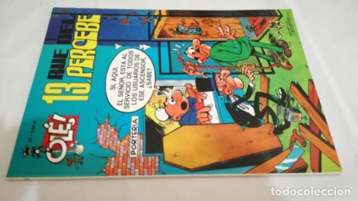 RUE PERCEBE 13/ COLECCIÓN OLE/ 20/ EDICIONES B (Tebeos y Comics Pendientes de Clasificar)