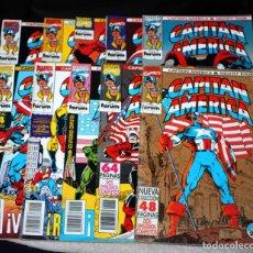 Cómics: CAPITÁN AMERICA & MIGHTY THOR EL PODEROSO V2 ,Nº 01,02,03,04,05,06,07,08,09,10,12Y13(DE 13). OCASION. Lote 145690962