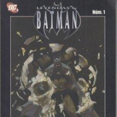 Cómics: BATMAN - LEYENDAS DE BATMAN Nº 1 - CHAMAN - PLANETA DEAGOSTINI. Lote 173112837