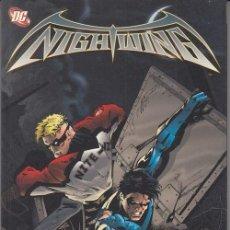 Cómics: BATMAN - NIGHTWING Nº 5 - A LA CAZA DEL ORACULO - PLANETA DEAGOSTINI. Lote 145753314