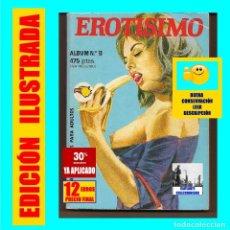 Cómics: EROTÍSIMO - ALBUM Nº 13 - RELATOS GRÁFICOS PARA ADULTOS - ERÓTICA EROTISMO COMIC ERÓTICO. Lote 146090142