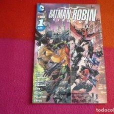 Cómics: BATMAN Y ROBIN ETERNOS Nº 1 ( SCOTT SNYDER ) ¡MUY BUEN ESTADO! DC ECC. Lote 146144490