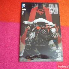 Cómics: BATMAN CABALLERO OSCURO III LIBRO UNO 1 LA RAZA SUPERIOR ( MILLER ) ¡MUY BUEN ESTADO! ECC DC. Lote 146256138