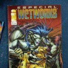 Cómics: ESPECIAL WETWORKS - IMAGE - WORLD COMICS - PLANETA -. Lote 146261334