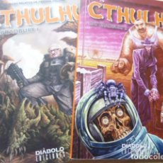 Cómics: CTHULHU.- ESPECIAL RAY BRADBURY/ 2 TOMOS. Lote 146267698