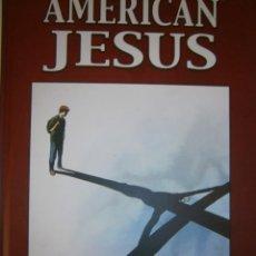 Cómics: AMERICAN JESUS LIBRO PRIMERO EL ELEGIDO MARK MILLAR PETER GROSS 2017. Lote 146350202