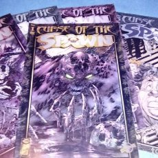 Cómics: LOTE CURSE OF THE SPAWN 1-4 IMAGE WORLD COMICS. Lote 146462174