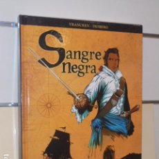 Cómics: SANGRE NEGRA INTEGRAL - PONENT MON OFERTA (ANTES 42,00 €). Lote 156091029