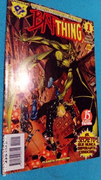 BAT-THING - NÚMERO 1 (EDITORIAL VID) (Tebeos y Comics - Comics otras Editoriales Actuales)