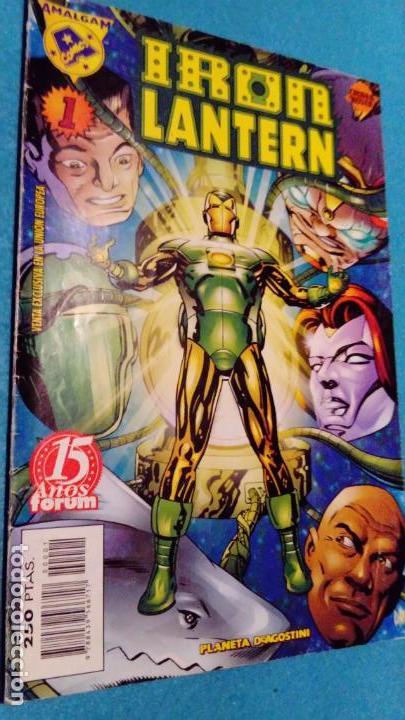 IRON LANTERN- NÚMERO 1 (EDITORIAL VID) (Tebeos y Comics - Comics otras Editoriales Actuales)