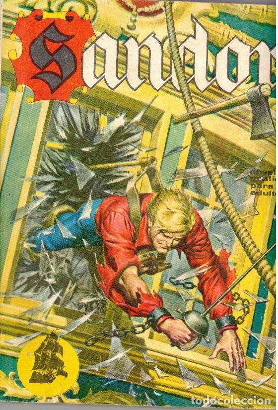 SANDOR (NÚM. 2) (Tebeos y Comics Pendientes de Clasificar)