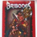 Cómics: BRIBONES. EL CORAZÓN DE UN DIOS (SULACO EDICIONES) EL TORRES, RYP, LORENTE, CASTILLO. 2001. Lote 146736822