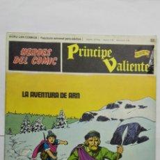 Cómics: HEROES DEL COMIC - PRINCIPE VALIENTE Nº 61, EDICIONES BURU LAN. Lote 146751658