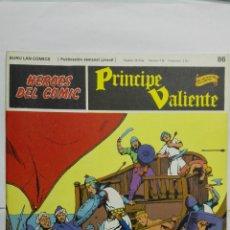Cómics: HEROES DEL COMIC - PRINCIPE VALIENTE Nº 86, EDICIONES BURU LAN. Lote 146752510
