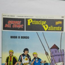 Cómics: HEROES DEL COMIC - PRINCIPE VALIENTE Nº 88, EDICIONES BURU LAN. Lote 146752566