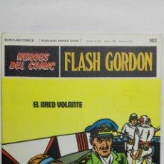 Cómics: HEROES DEL COMIC - FLASH GORDON Nº 102, EDICIONES BURU LAN. Lote 293254548