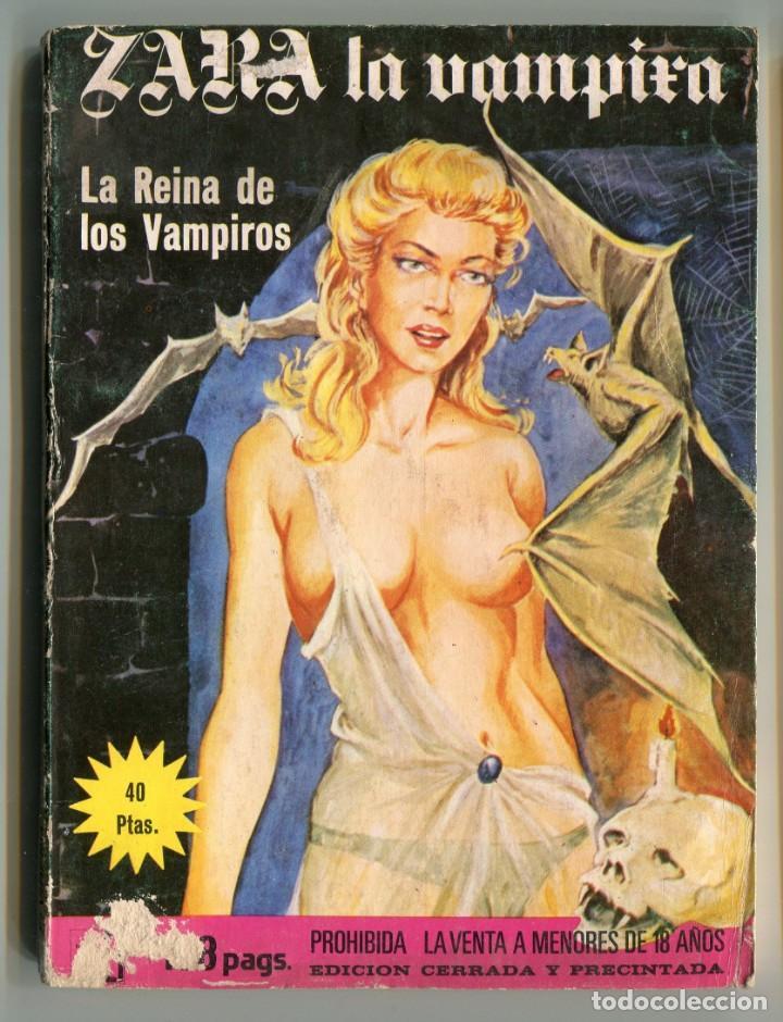 ZARA LA VAMPIRA - ELVIBERIA Nº 1 (Tebeos y Comics - Comics otras Editoriales Actuales)