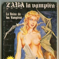 Cómics: ZARA LA VAMPIRA - ELVIBERIA Nº 1. Lote 146851174